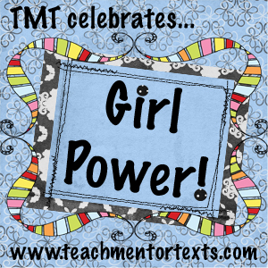 TMT Girl Power Button