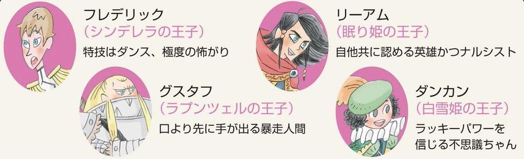 Princes Japan